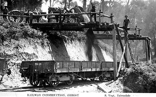 Qn Ballast Wagons